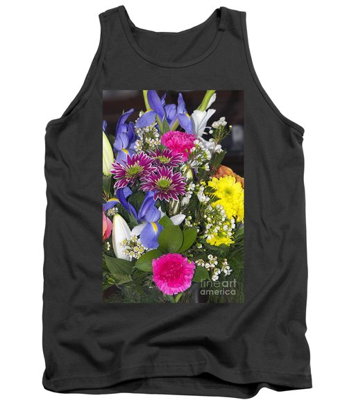 Floral Bouquet 2 Tank Top