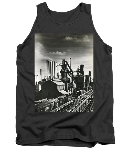 Ford's River Rouge Plant Tank Top
