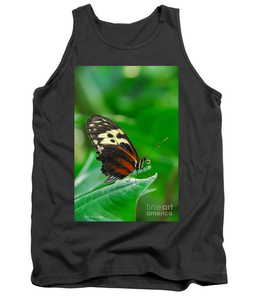 D5l15 Butterfly At Franklin Park Conservatory Tank Top