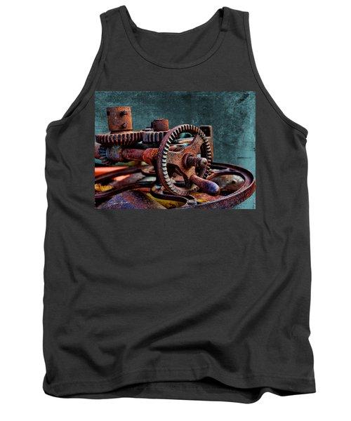 Gears Tank Top
