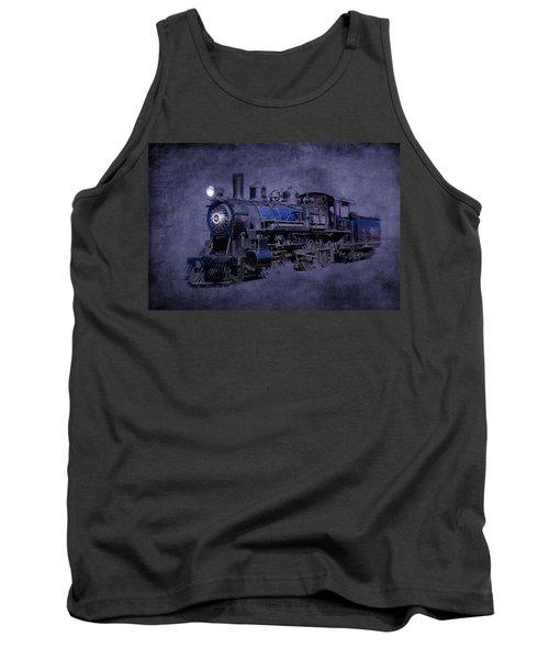 Ghost Train Tank Top