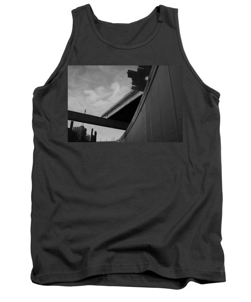 Tank Top featuring the photograph Going Under by Jamie Lynn