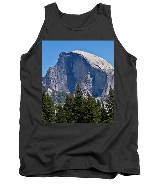 Tank Top featuring the photograph Half Dome by Brian Williamson