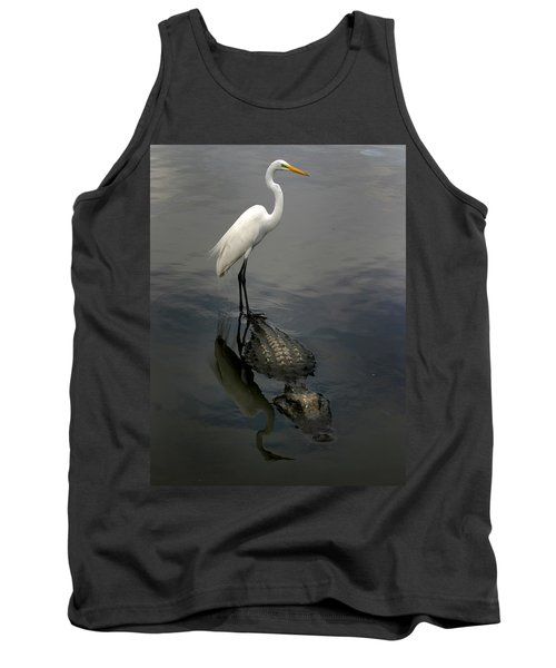 Hitch Hiker Tank Top by Anthony Jones