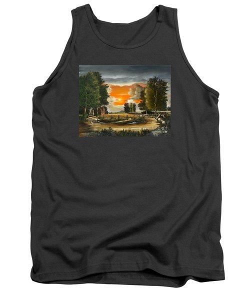 Hoggets Farm Tank Top