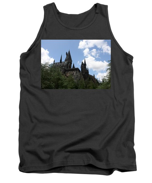 Hogwarts Castle Tank Top