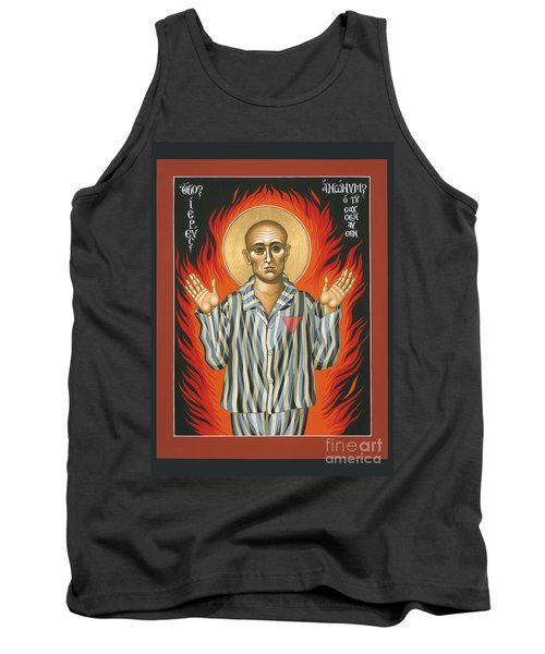 Holy Priest Anonymous One Of Sachsenhausen 013 Tank Top