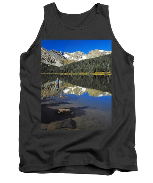 Indian Peaks Wilderness Area, Colorado Tank Top