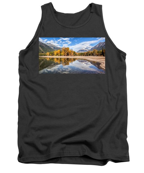 Tank Top featuring the photograph Into The Wild by Aaron Aldrich