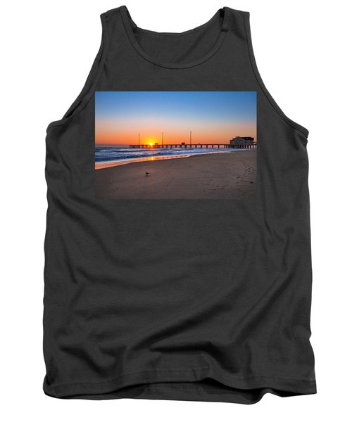 Jennettes Pier Tank Top by Mary Almond