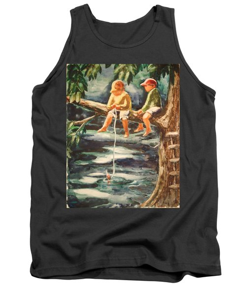 Jes Fishin Tank Top