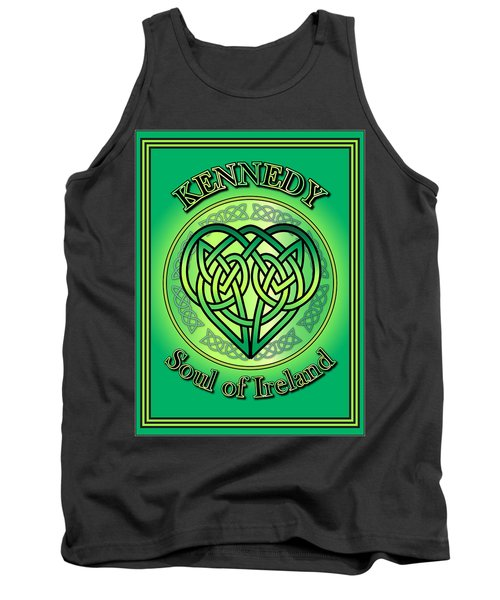 Kennedy Soul Of Ireland Tank Top