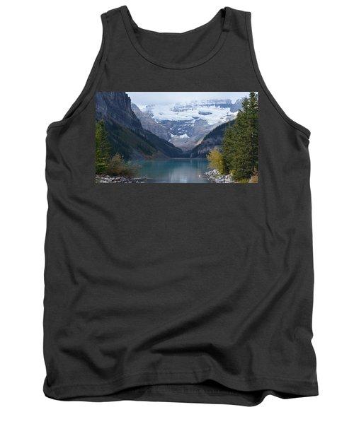 Lake Louise In Fall Tank Top