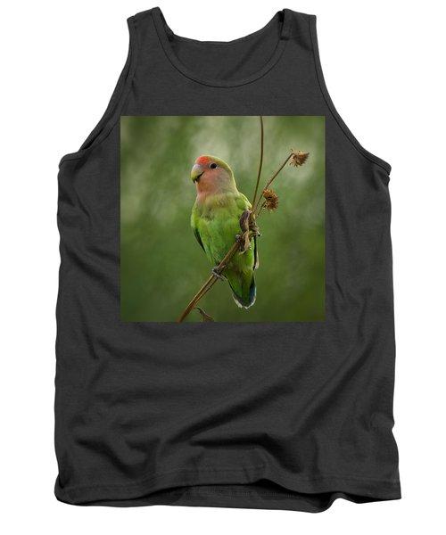Lovely Little Lovebird  Tank Top