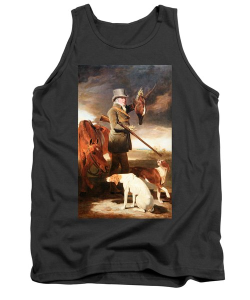 Marshall's J G Shaddick -- The Celebrated Sportsman Tank Top
