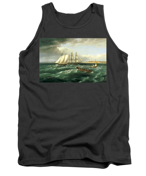 Mouth Of The Delaware Tank Top