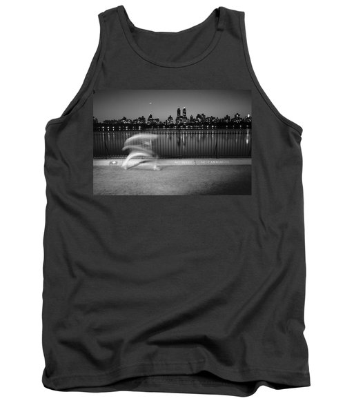Night Jogger Central Park Tank Top