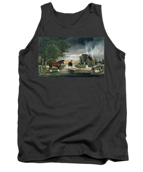Old Friends Tank Top