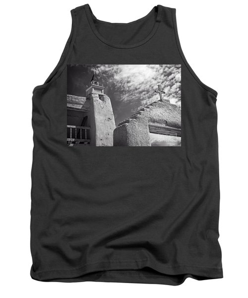 Old Mission Crosses Tank Top