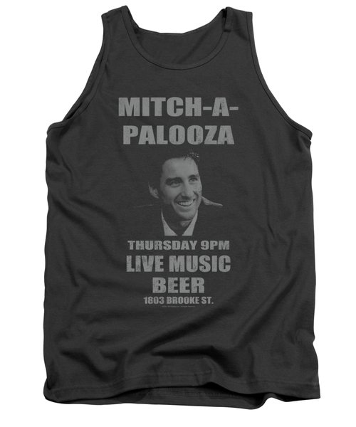 Old School - Mitchapalooza Tank Top