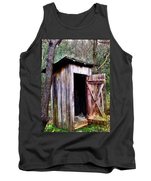 Outhouse Tank Top