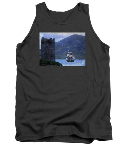 Petitioning The Queen Tank Top
