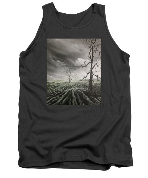 Ploughed Fields Tank Top