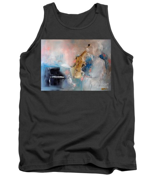 Practice Tank Top by Laurie L