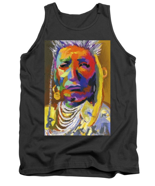 Proud Native American II Tank Top