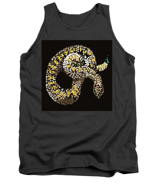 Rattlesnake Bedazzled Tank Top