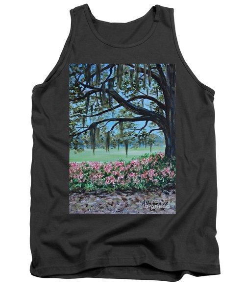 Savannah Spring Tank Top by Stanton Allaben