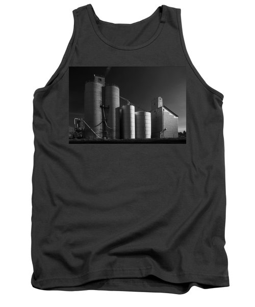 Spangle Grain Elevator Tank Top
