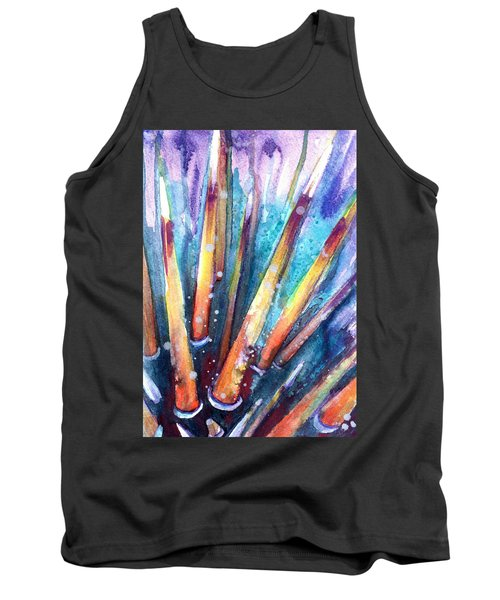 Spine Of Urchin Tank Top