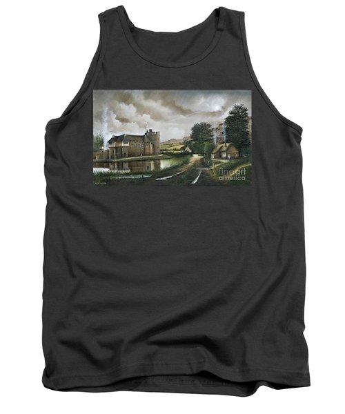Stokesay Castle Tank Top