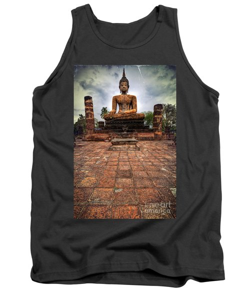 Sukhothai Buddha Tank Top