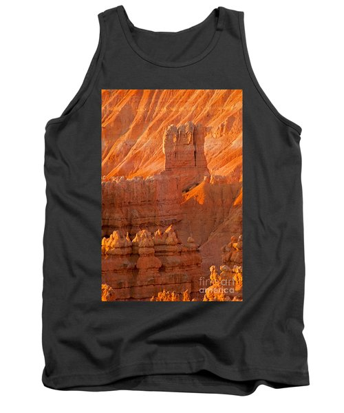 Sunrise At Sunset Point Bryce Canyon National Park Tank Top