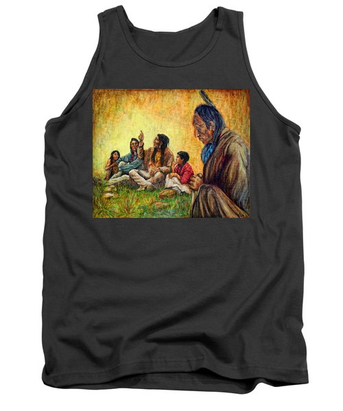 Tales Passed On Tank Top