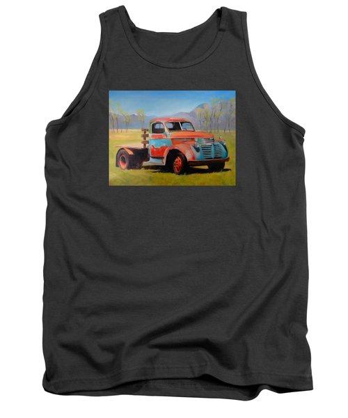 Taos Truck Tank Top