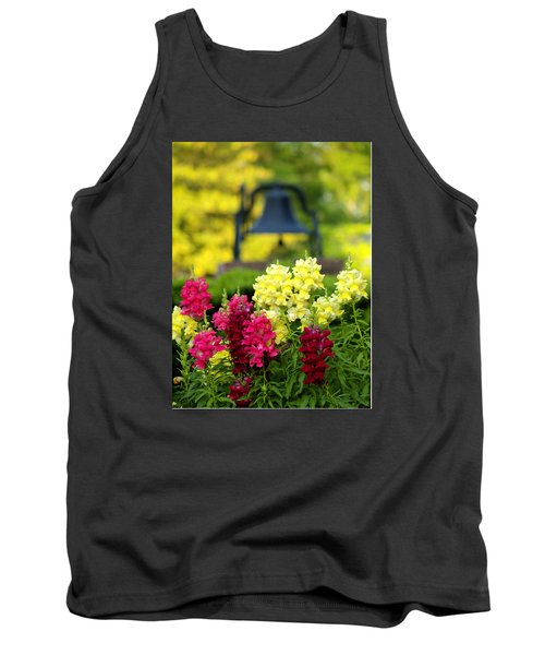 The Bell Tank Top by Charles Hite