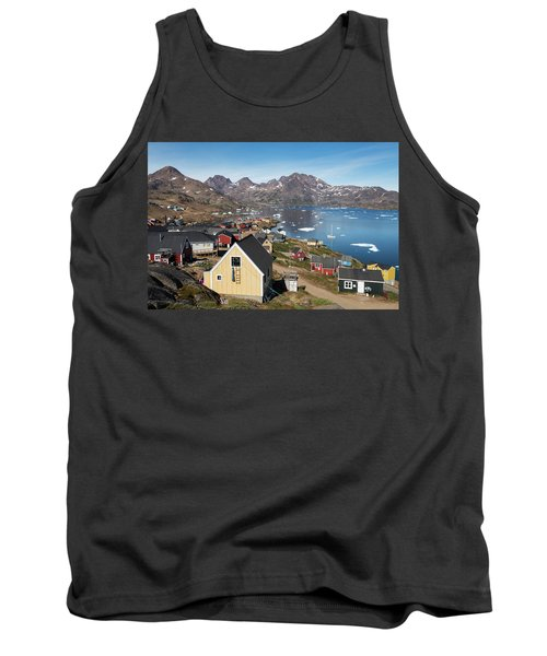 The Colorful And Remote Village Tank Top