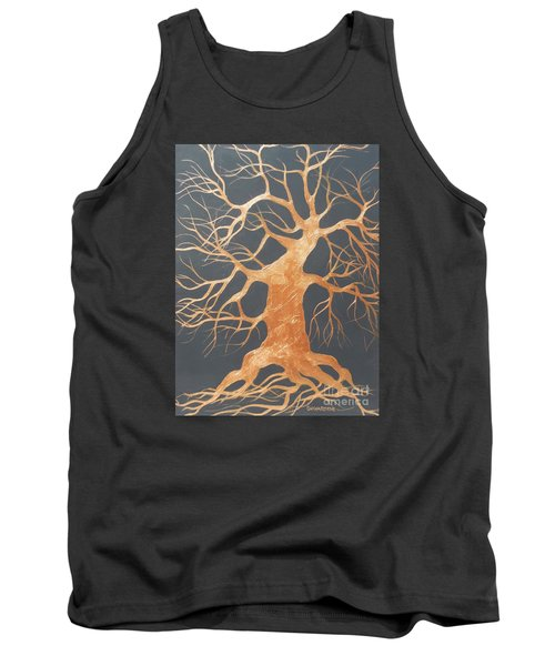 The Dance Tank Top by Dan Whittemore