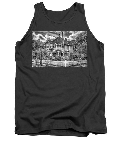 The Gingerbread House Tank Top