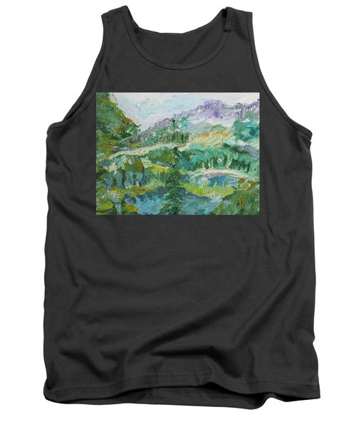 The Great Land Tank Top