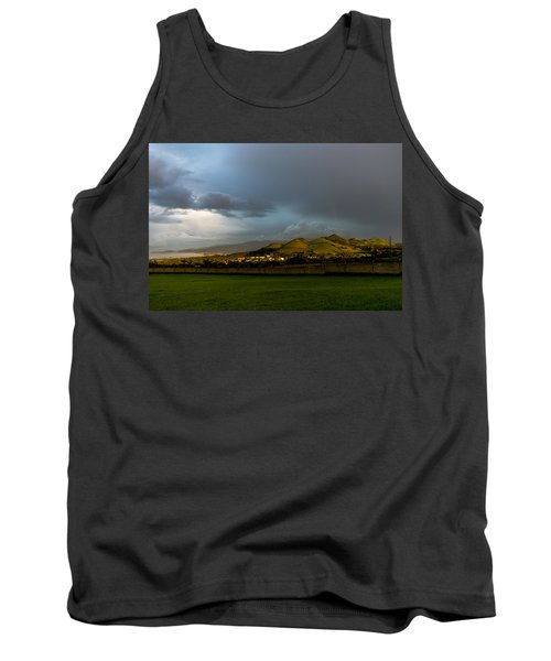 The Light Of Heaven Tank Top
