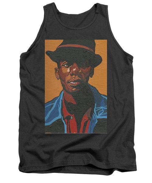 The Most Beautiful Boogie Man Tank Top