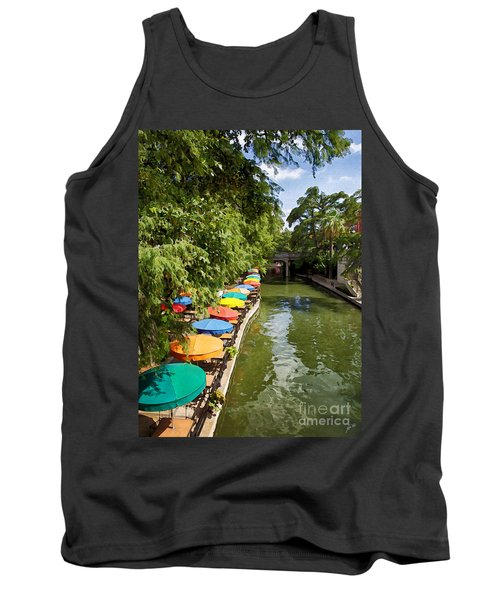 The River Walk Tank Top by Erika Weber