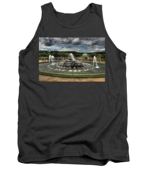 Versailles Fountain Tank Top