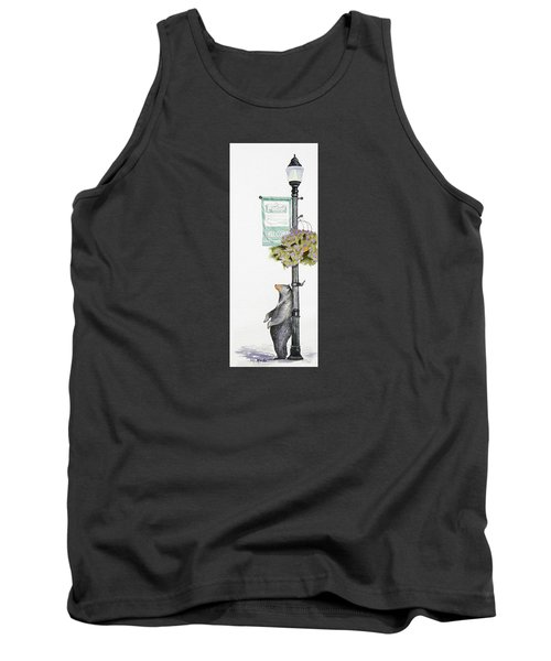 Welcome To Bozeman Tank Top
