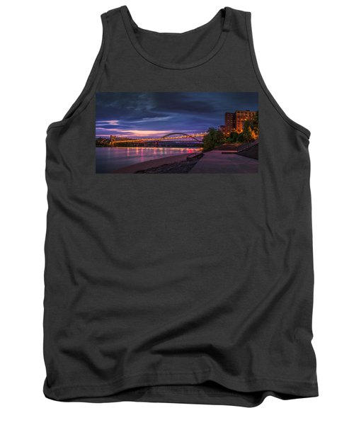 Wheeling Suspension Bridge  Tank Top