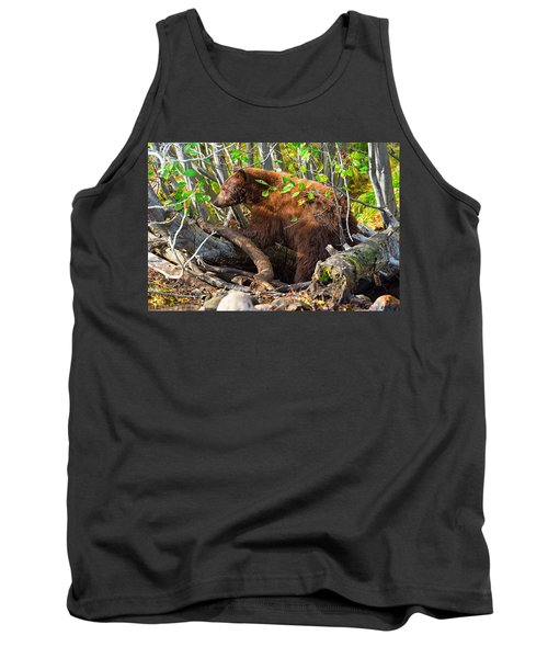 Where The Wild Things Are Tank Top by Scott Warner
